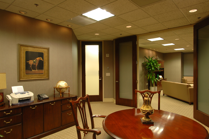 AG Edwards Meeting Room