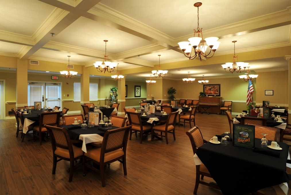 Bickford of Buckhead Dining Room