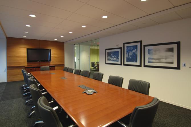 CW Capital Boardroom