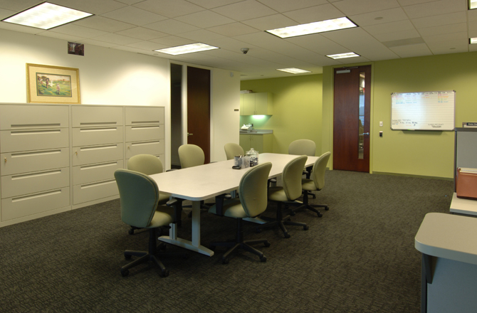 CW Capital Meeting Room