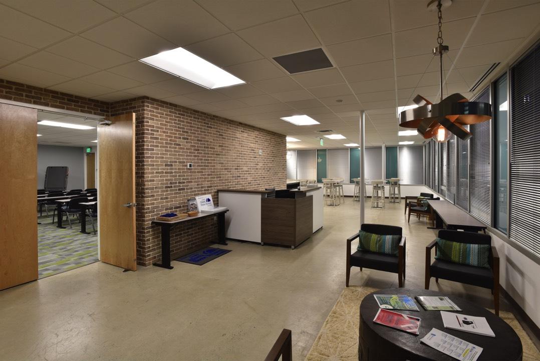 Greater Atlanta Homebuilders Association Education Lounge
