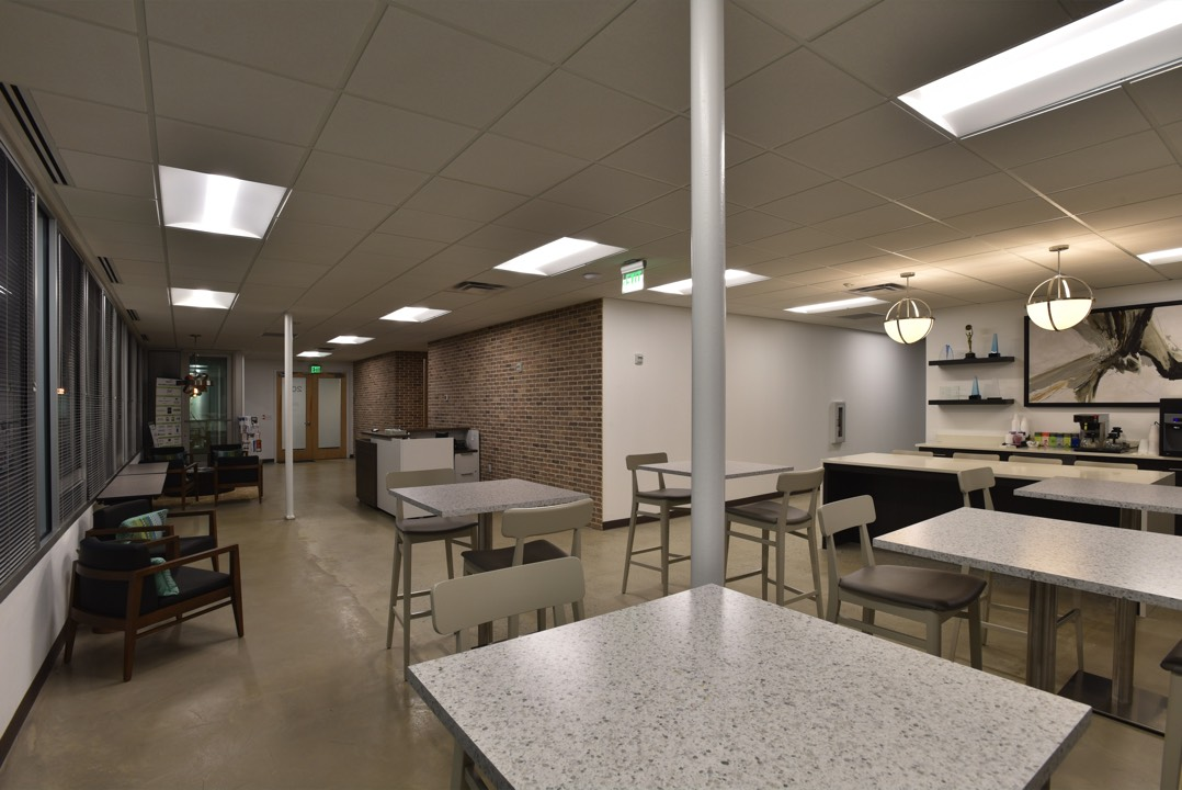 Greater Atlanta Homebuilders Association Breakroom