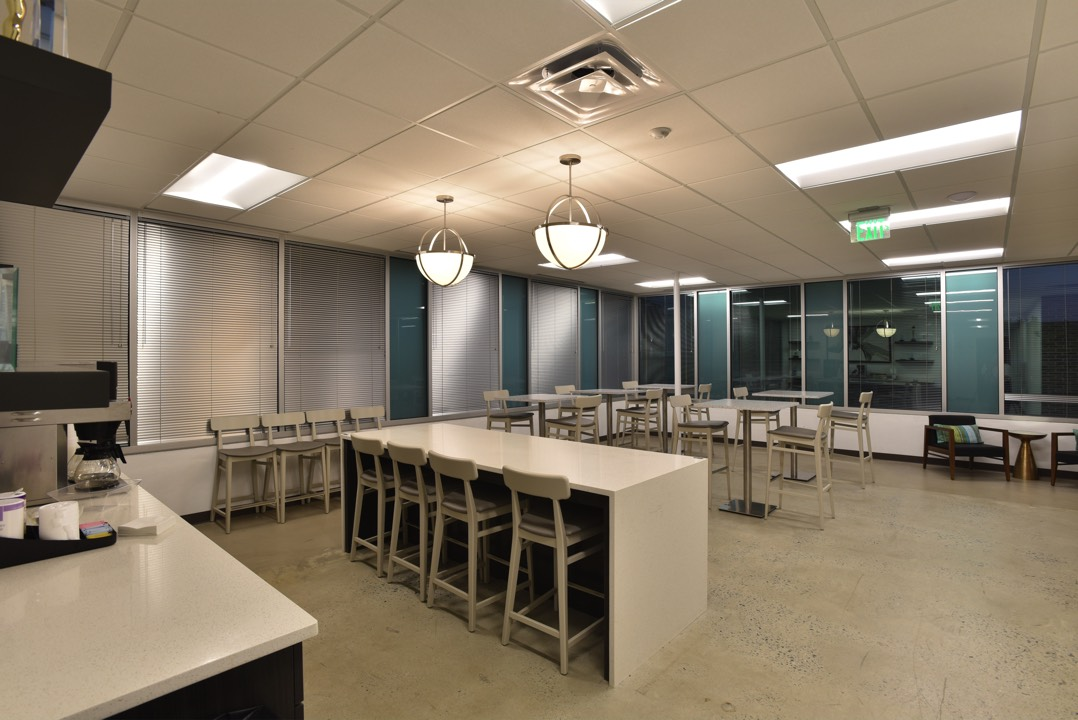 Greater Atlanta Homebuilders Association Break Room
