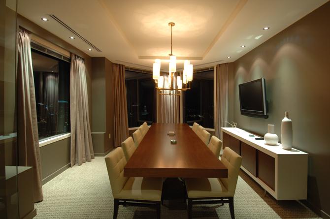 Frazier& Deeter Boardroom