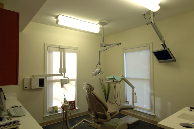 G.M. Andrews Exam Room
