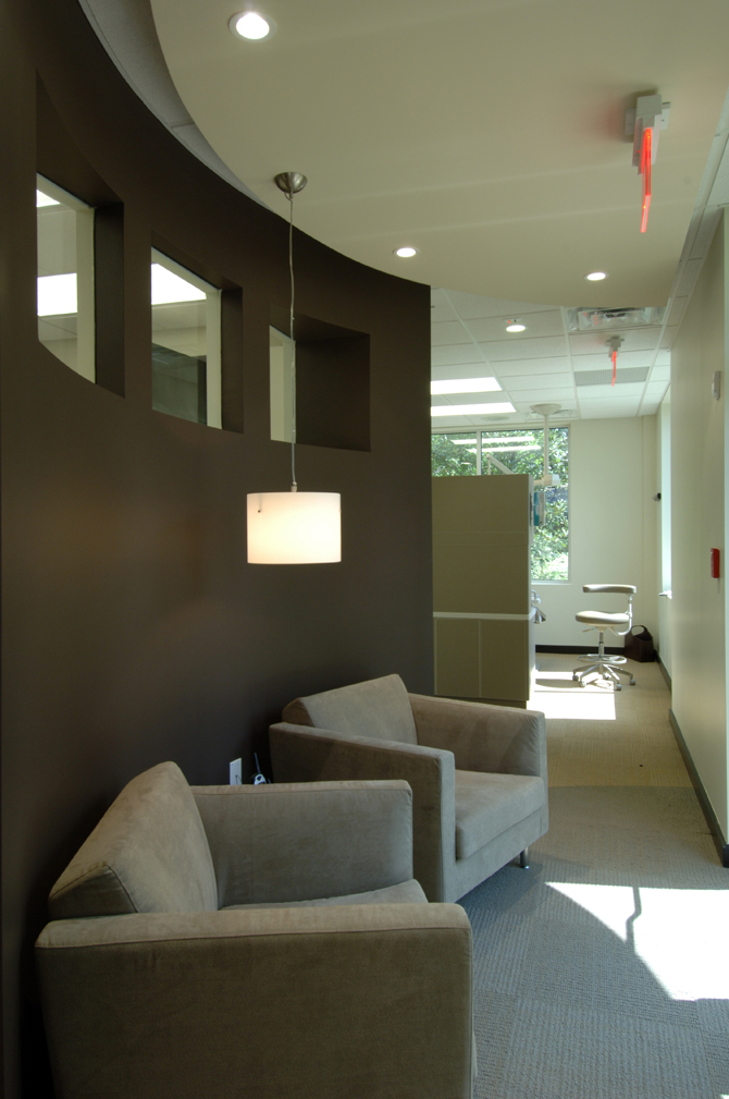 Hal Arnold Waiting Area