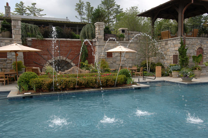 Old Edwards Inn Conference & Fitness Center Pool
