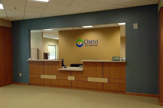Omni Eye Lobby
