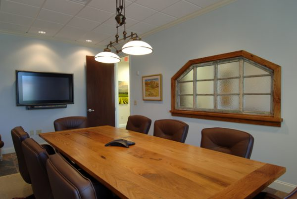 Omnimart Conference Room