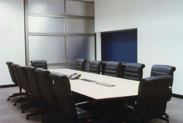 Radiant Systems Conference Room