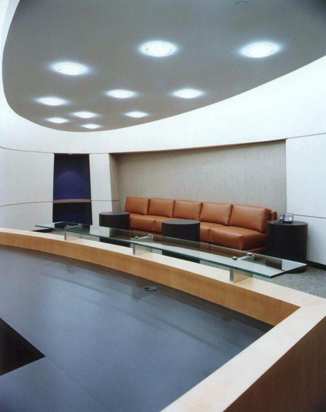 Radient Systems Boardroom