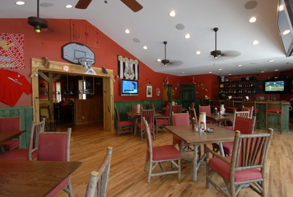 OEI Rib Shack Restaurant