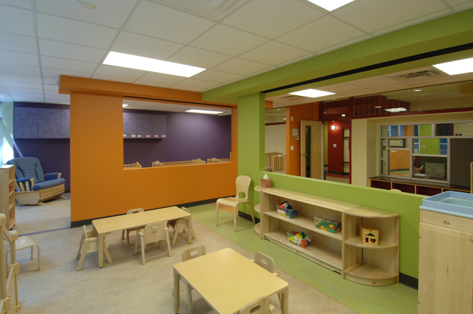 Suzuki School Play Area