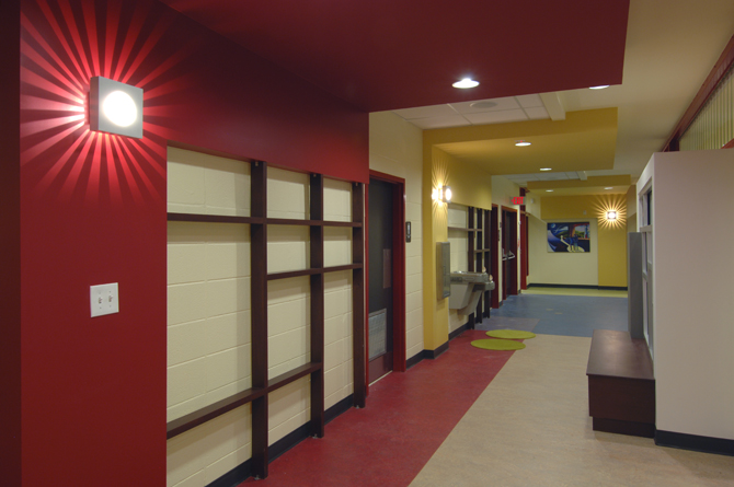 Suzuki School Interior