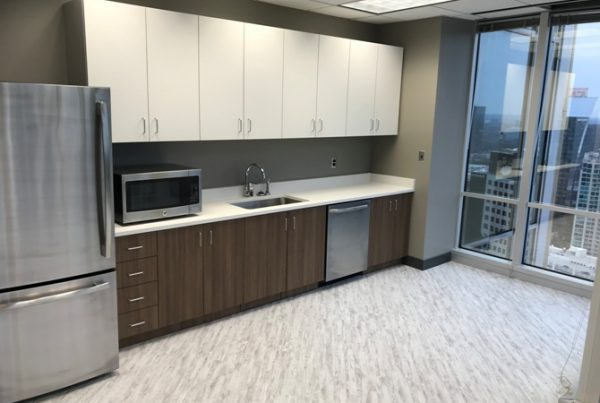 Tower Place 2775 Breakroom