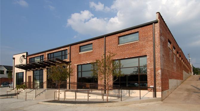 Urban Body Studios Building