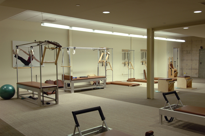 Urban Body Studios Facility
