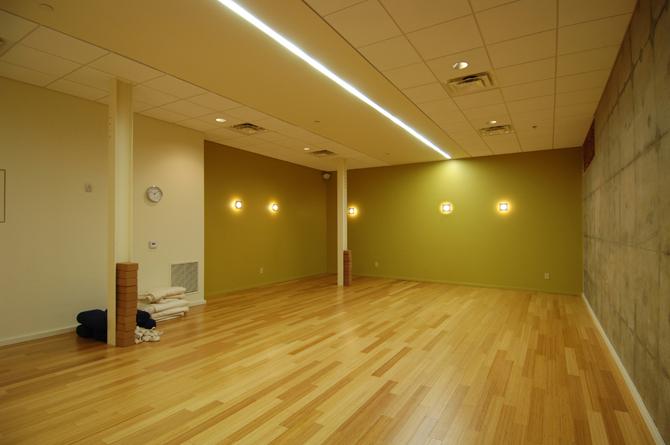 Urban Body Studios Classroom