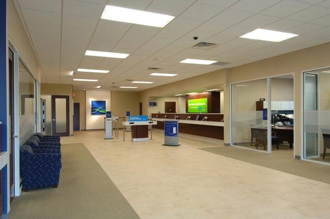 Wachovia Bank Lobby