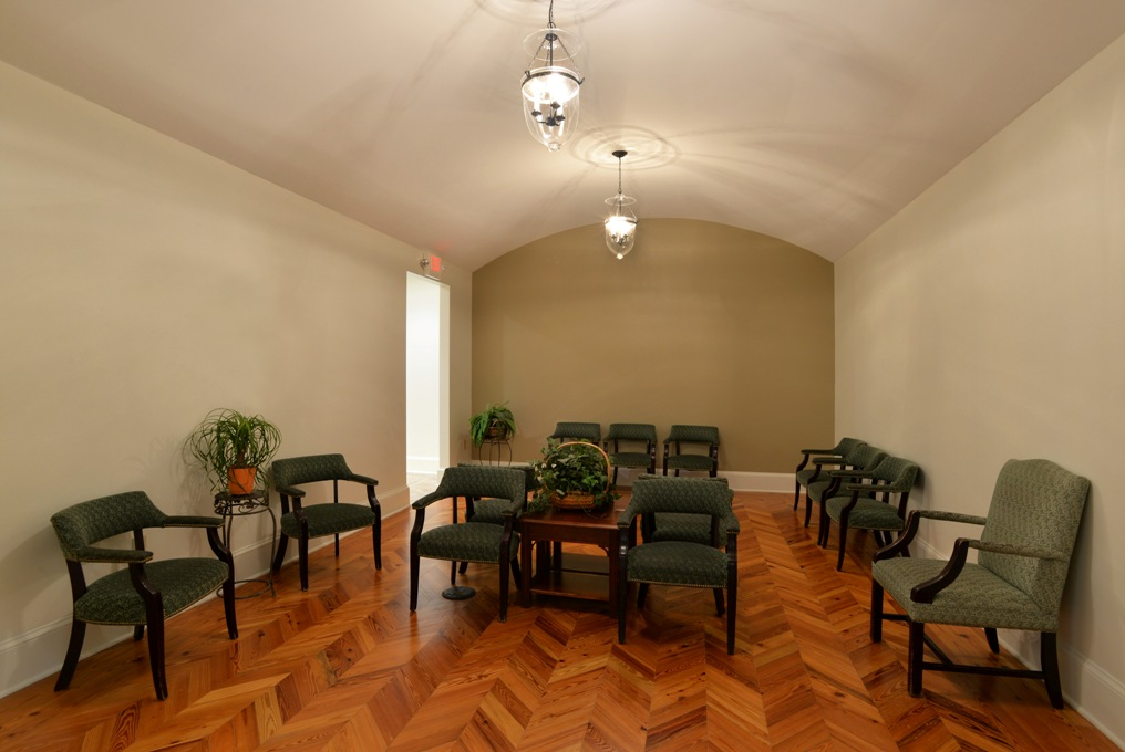 Georgia Center for Female Health Waiting Room